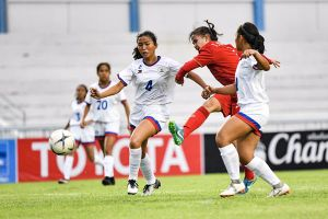 Việt Nam giành vị trí thứ 3 giải U15 nữ Đông Nam Á 2019