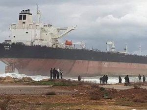 Iran lập cảng quân sự gần căn cứ Nga ở Syria?