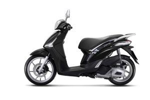 Piaggio Việt nam ra mắt xe Liberty One mới có giá bán 48tr900