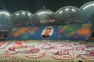 Triều Tiên bất ngờ ngưng lễ hội 'biển người'