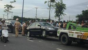 Hàng chục cảnh sát vây bắt nhóm giang hồ hỗn chiến ở Đồng Nai