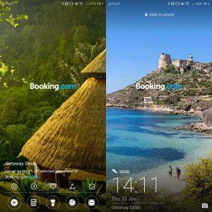 Huawei hiển thị quảng cáo trên màn hình khóa điện thoại?