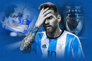 Lionel Messi và nỗi ám ảnh vinh quang ở Copa America