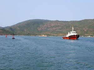 Cục Hàng hải xin nhấn chìm 300.000m3 vật chất ở biển Quy Nhơn