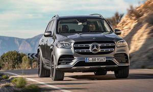 Mercedes-Benz GLS 580 mới từ 2,27 tỷ đồng tại Mỹ