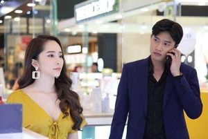 Quỳnh Nga bất ngờ xuất hiện xen giữa hôn nhân Vũ - Thư trong 'Về nhà đi con'