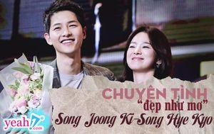 Nhìn lại chuyện tình 'đẹp như thơ' đến cái kết buồn của cặp đôi Song Joong Ki và Song Hye Kyo sau 2 năm kết hôn