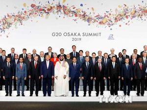 Hoạt động của Thủ tướng trong chương trình tham dự Hội nghị G20