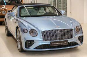 Bentley Continental GT Convertible mới ra mắt tại Malaysia, sắp về Việt Nam?