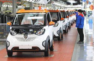 Xe hơi điện 'bùng phát' nhanh chóng, Trung Quốc khiếp đảm