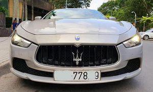 Xe sang Maserati Ghibli S Q4 chỉ 2,9 tỷ tại Hà Nội