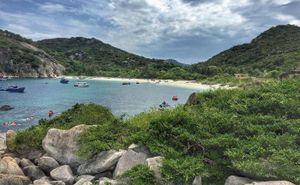 Nguyên sơ đảo Bình Ba