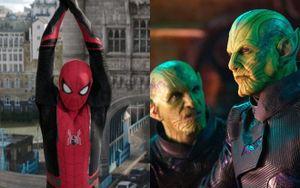 Phim Spider-Man: Far From Home và 6 'quả bom' Marvel tặng fan trong 2 đoạn after-credit