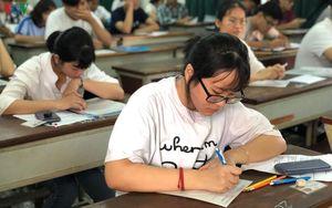 12.000 thí sinh thi đợt 2 Đánh giá năng lực của ĐH Quốc gia TPHCM