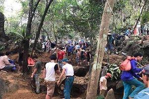 Nghìn người săn tìm đá quý 'bạc tỷ' tại Yên Bái: Những thông tin trái chiều