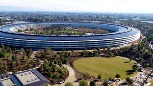 Apple Park là một trong những tòa nhà đắt nhất trên Trái Đất