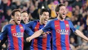 Neymar lại khiêu khích PSG: 'Ký ức đẹp nhất là giúp Barca đánh bại PSG!'