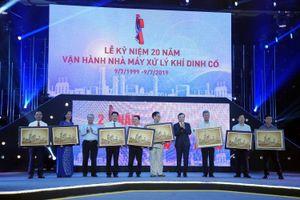 KVT - GPP Dinh Cố kỷ niệm 20 năm đi vào vận hành chính thức