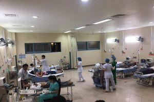 Nguyên nhân khiến 73 người nhập viện sau bữa tiệc đám cưới