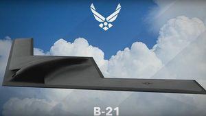 Mỹ bắt đầu chế tạo máy bay ném bom tàng hình B-21 Raider