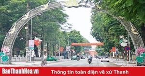 Đặt tên 37 đường, phố trên địa bàn huyện Thọ Xuân