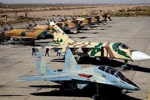 'Đấu đá nội bộ' khiến không quân Iran mất 30 tiêm kích Su-30 vào phút chót