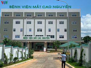 Nhiều bất thường trong chữa bệnh bằng BHYT ở Bệnh viện mắt Cao Nguyên