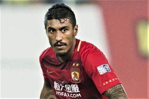 Cựu sao Barca lập cú đúp tại giải Trung Quốc