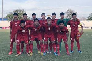 Thắng nhọc Singapore, U15 Việt Nam nuôi hi vọng vào bán kết