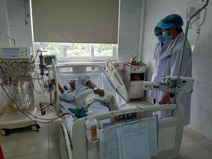 Chạy thận gặp sự cố, hơn 130 bệnh nhân phải chuyển viện