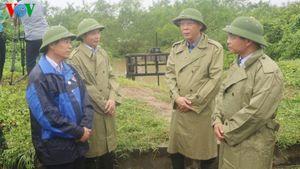 Chủ tịch UBND tỉnh Quảng Ninh: Không chủ quan trước bão số 3