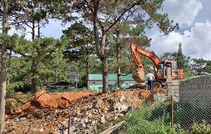 Thành phố Đà Lạt phản ứng nhanh với thông tin báo chí về vi phạm quản lý đất đai