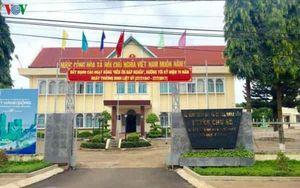 Chánh Văn phòng bị khởi tố, UBND huyện đề nghị xem xét lại