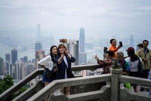 Du lịch Hong Kong lao đao vì biểu tình