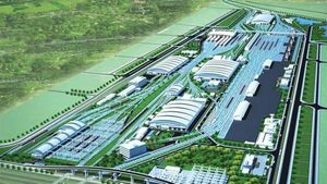 Năm 2024 hoàn thành xây dựng tổ hợp ga Ngọc Hồi