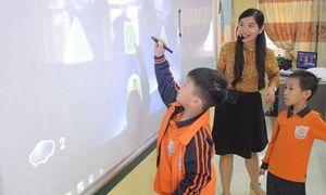 Tiếng Anh liên kết: Nâng cao năng lực ngoại ngữ từ bậc tiểu học