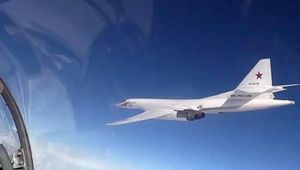 Hai máy bay ném bom 'mạnh nhất lịch sử' của Nga phô diễn năng lực