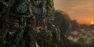 Bật mí hậu trường kỳ công của siêu phẩm Dora và Thành phố vàng mất tích