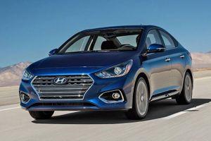 Những thay đổi đáng chú ý trên Hyundai Accent 2020