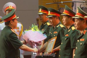 Bộ Quốc phòng tuyên dương các đội tuyển thi đấu tại Army Games 2019
