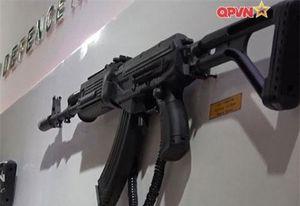 Súng trường tấn công kết hợp Galil ACE và AKM độc nhất vô nhị của Việt Nam