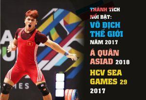 Dính án phạt nặng, cử tạ Việt Nam lo cho SEA Games 30
