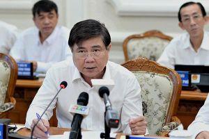 Chủ tịch TP.HCM cam kết đẩy nhanh thực hiện kết luận thanh tra Thủ Thiêm