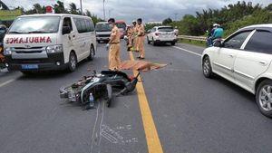 Truy tìm ô tô cán chết người bỏ chạy khỏi hiện trường vụ tai nạn