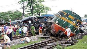 Liên tục xảy ra tai nạn đường sắt: Báo động đỏ cho người tham gia giao thông
