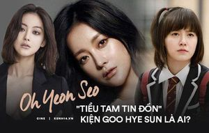 Oh Yeon Seo - Mĩ nhân bị đồn là 'tiểu tam' ngoại tình với Ahn Jae Hyun, đòi kiện Goo Hye Sun là ai?