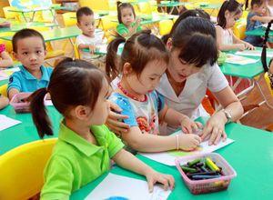 Giảm quy mô học sinh, nâng chất lượng giáo dục