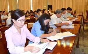 Thông báo bổ sung, điều chỉnh, hủy nhu cầu tuyển dụng công chức khối Đảng, Ủy ban MTTQ và các đoàn thể năm 2019