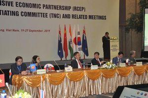 Việt Nam nỗ lực ký kết Hiệp định RCEP trong năm 2020