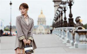 Quên Angelababy đi, mỹ nhân hai con Trương Gia Nghê mới là niềm tự hào châu Á tại Tuần lễ thời trang Paris
